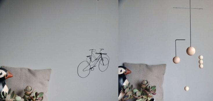 Annex Suspended New Work - October Mobile Release - Bikes, Balls, Bird