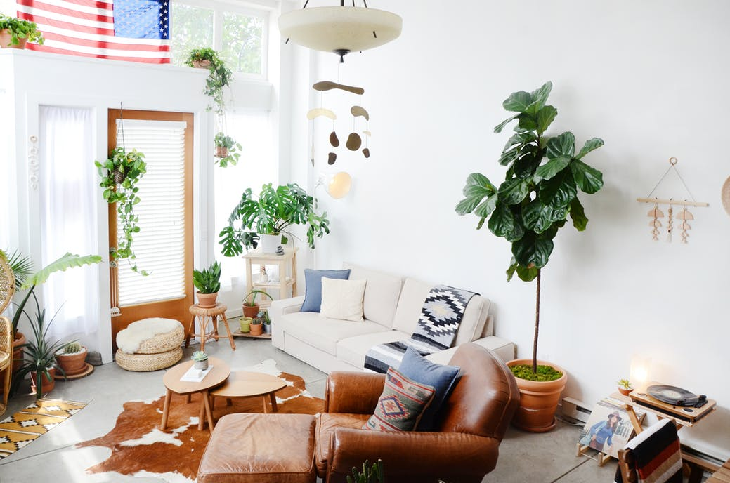 Modern Bohemia Meets West Coast - Apartment Therapy - Mobile