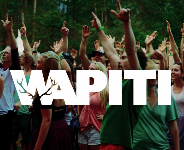 Wapiti Music Festival in Fernie BC - Annex Suspended at the Market