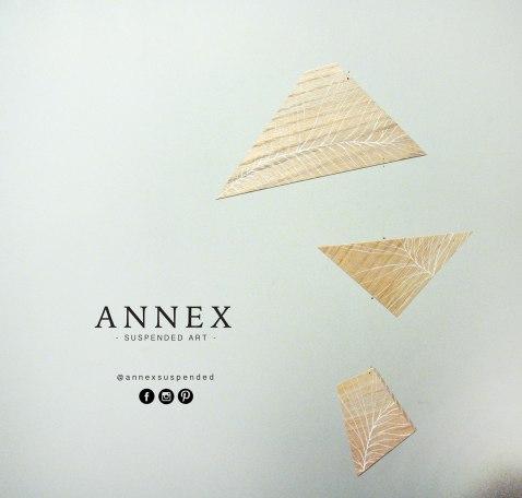 Annex Suspended - Custom Wood Lush Life mobile