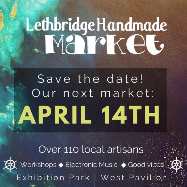 Lethbridge Handmade Market - Annex Suspended Mobiles - Canadian Made