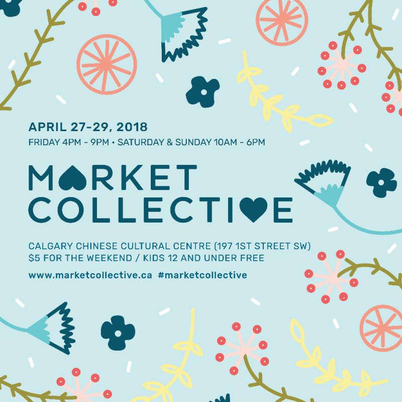Market Collective Spring Calgary 2018