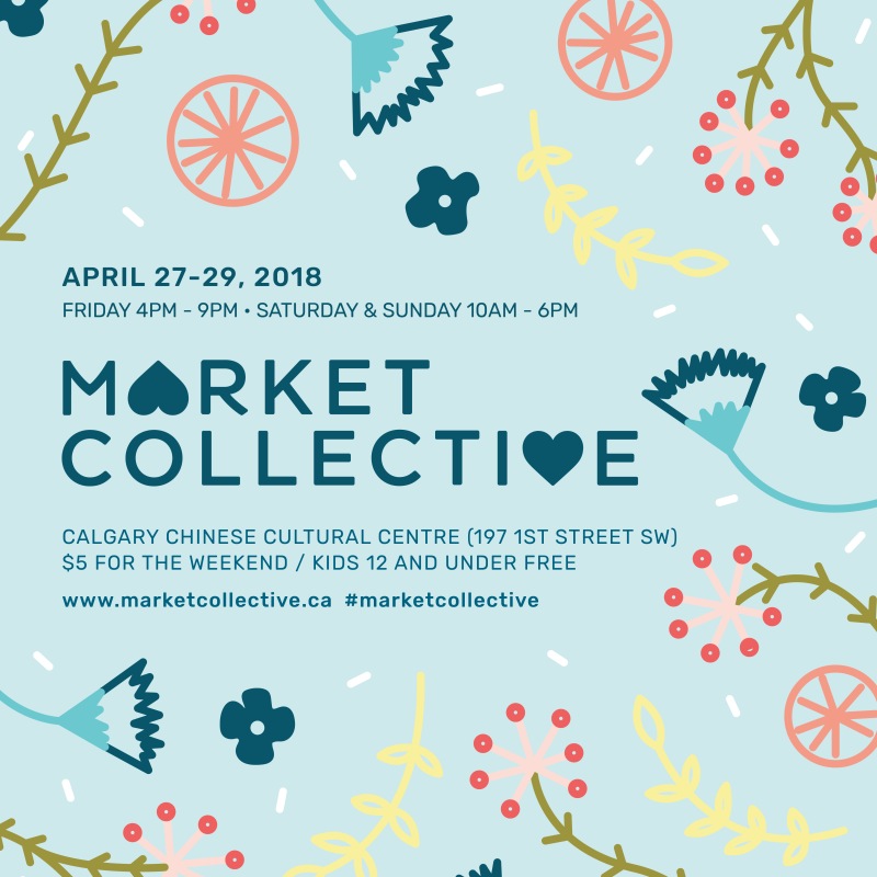Market Collective Calgary - Curated Artisan Handmade Market