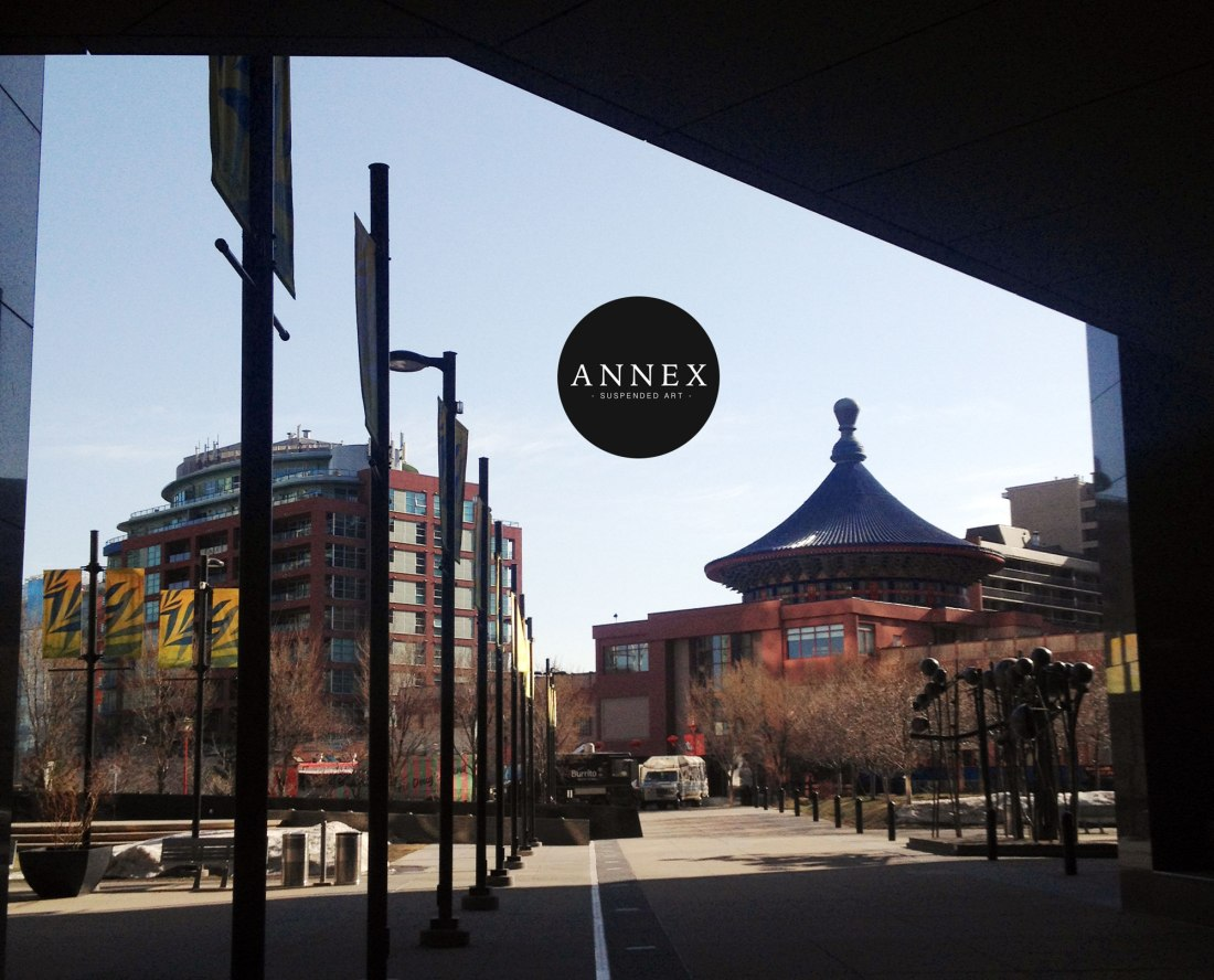 Annex Suspended At Market Collective Spring 2018 - Handmade Mobiles and Suspended Art