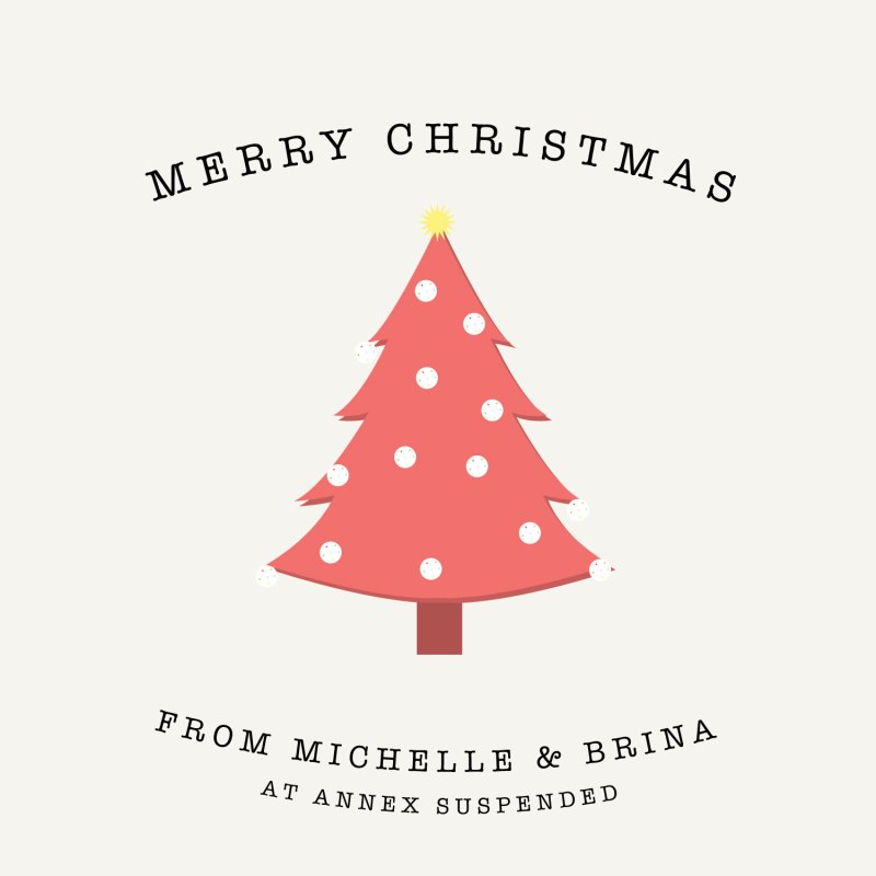 Merry Christmas from Annex Suspended 2018 - Mobiles handmade in Fernie BC
