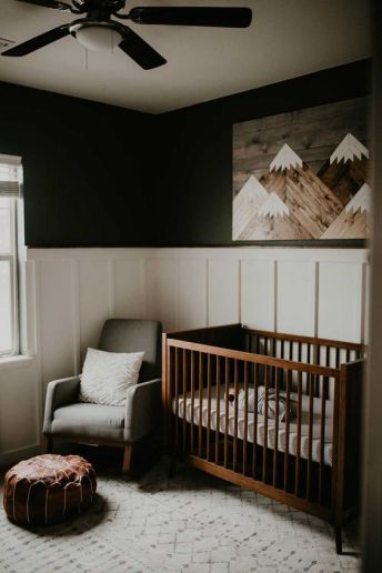 Parker Baby Co - August's Nursery Tour - Mobile Pairing by Annex Suspended
