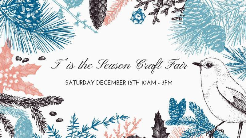 Tis the Season Fernie Handmade Craft Fair